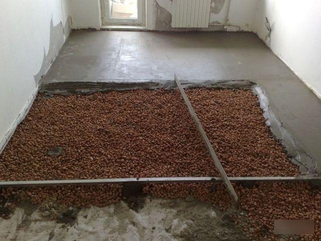Керамзитобетон стяжка минусы завод бетона волгоград
